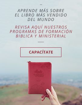 Banner programas de formación bíblica y ministerial