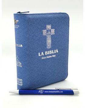 Biblia Dios Habla Hoy AZUL