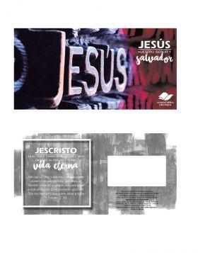 Selección Jesús salvación (x200 Unidades)