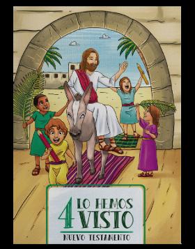 Cartilla - Serie Nuevo Testamento #4