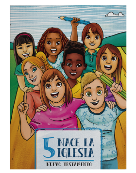 Cartilla - Serie Nuevo Testamento #5
