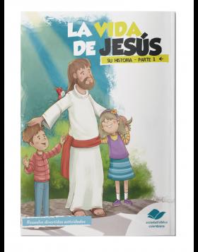 CARTILLA LA VIDA DE JESÚS SU HISTORIA PARTE 1