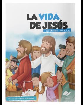 CARTILLA LA VIDA DE JESÚS SUS MILAGROS PARTE 2