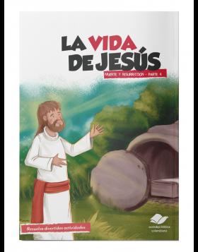 CARTILLA LA VIDA DE JESÚS MUERTE Y RESURRECCIÓN PARTE 4