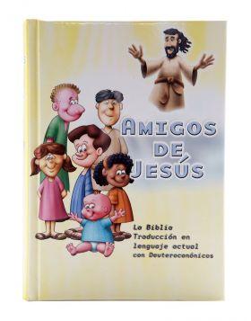 Biblia Amigos de Jesús - Tapa dura