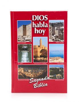 Biblia Dios Habla Hoy tapa dura - grande