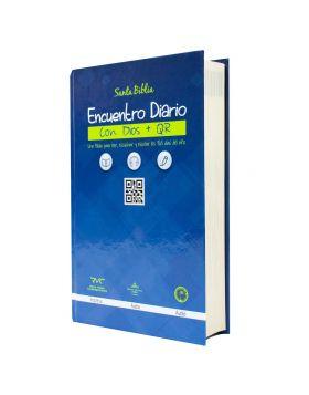 Biblia Encuentro Diario con Dios - Tapa Dura