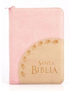 Biblia línea artesanal mediana - piel