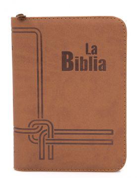 Biblia Traducción en Lenguaje Actual mediana - café