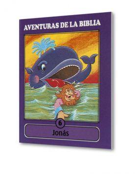 Cartilla Mini Aventuras 06 Jonas Colección