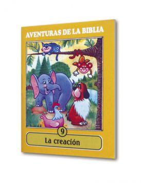 (24u) CartillaMini Aventuras 09 La Creación Colección