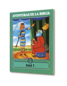 (24u) CartillaMini Aventuras 11 Jose I Colección