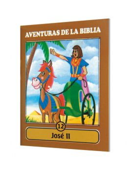 (24u) Cartilla Mini Aventuras 12 Jose II Coleccion