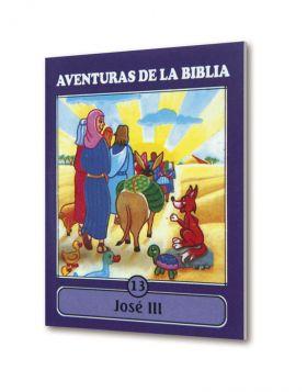 (24u) Cartilla Mini Aventuras 13 Jose III Coleccion