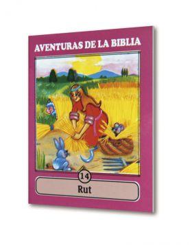 (24u) CartillaMini Aventuras 14 Rut Coleccion