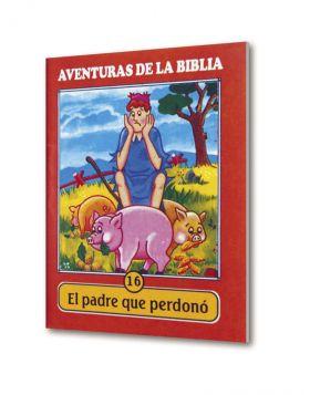 Cartilla Mini Aventuras 16 Padre Perdono Colección