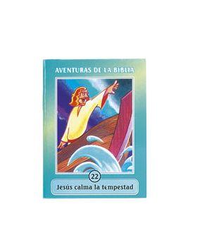 Cartilla Mini Aventuras 22 Jesús Calma Colección