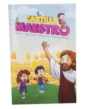 Cartilla del maestro - Salmos y Proverbios para niños