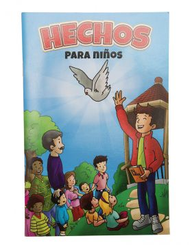 Cartilla - Hechos para niños