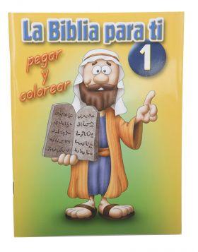 Cartilla - La Biblia para ti No 1