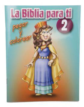 Cartilla - La Biblia para ti No 2