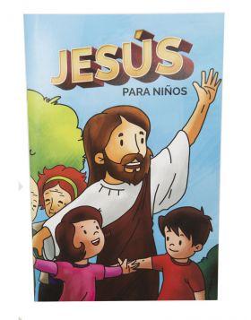 Cartilla - Jesús para niños