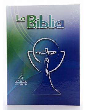 Dios Habla Hoy en Orden Alejandrino - Tapa dura Azul