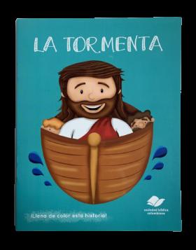 CARTILLA LA TORMENTA