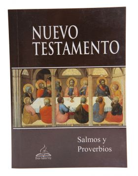 Nuevo Testamento con salmos y proverbios - Dios Habla Hoy