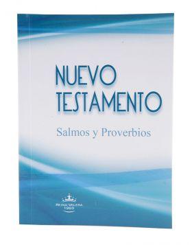 Nuevo Testamento con salmos y proverbios - Reina Valera 60