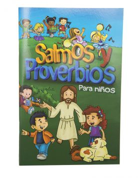 Cartilla - Salmos y Proverbios para niños