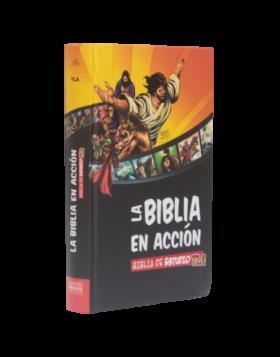 BIBLIA EN ACCIÓN - TRADUCCIÓN EN LENGUAJE  ACTUAL (TLA)