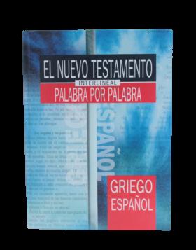 Nuevo Testamento interlineal palabra por palabra - Griego/Español