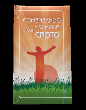Comenzando a caminar con Cristo - Tapa dura