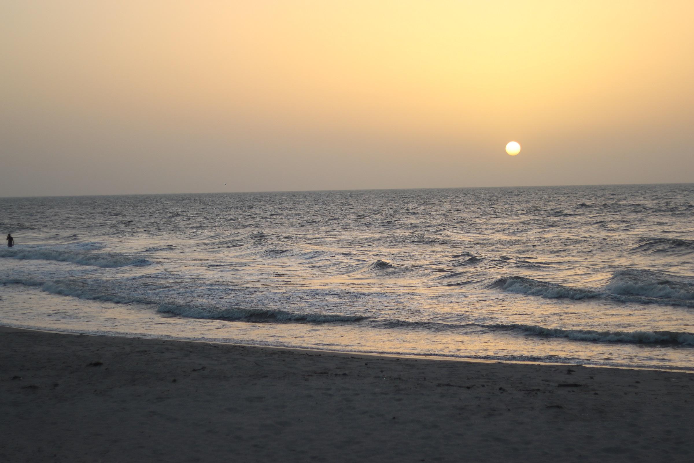 Cruzando el desierto: La llegada  #SerieSBCenLaGuajira